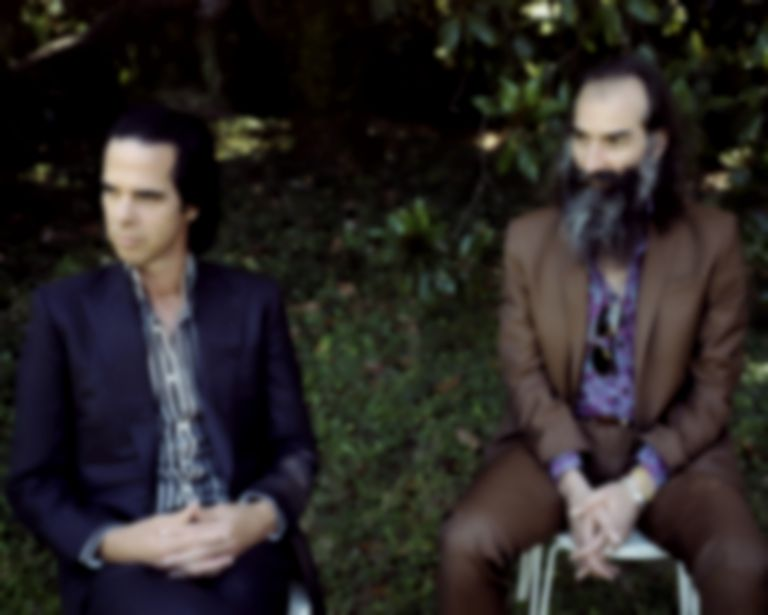 "Nick Cave & Warren Ellis debut ""Memory Time"", a new part of their soundtrack for Wind River"