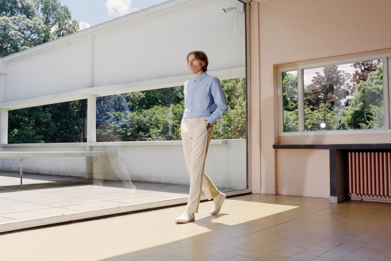 Nicolas Godin: Life with Buildings