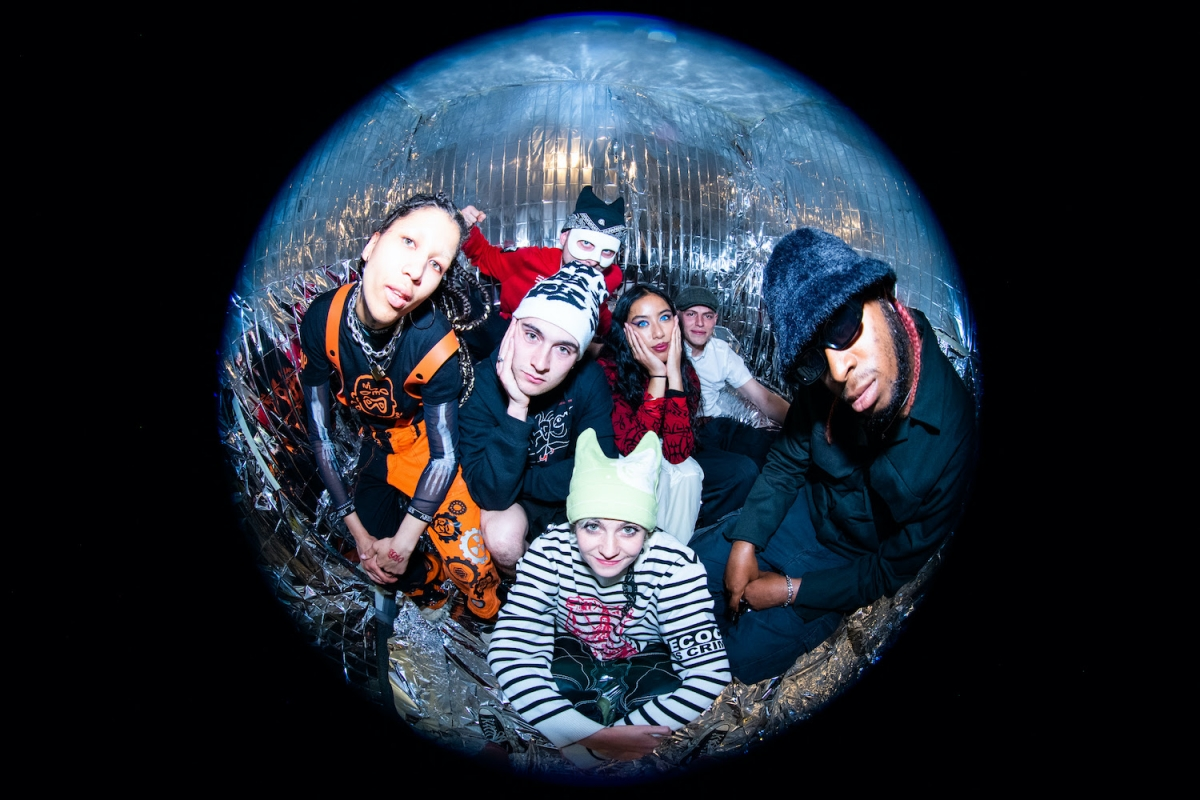 "NiNE8 Collective unveil new track ""Luv U Do"""
