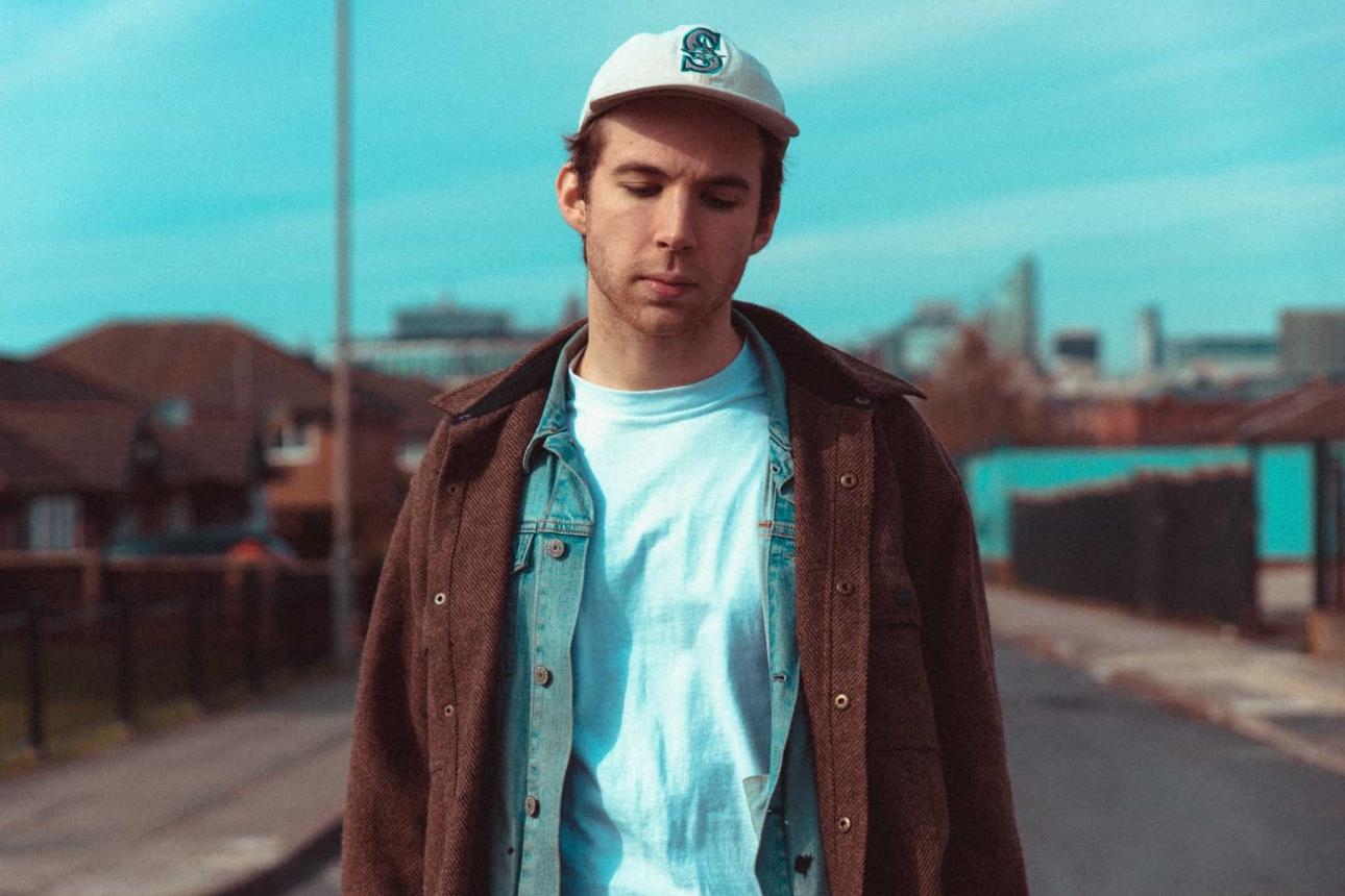 "Nolan Garrett merges philosophy and DIY experimentation on new track ""The Camel"""
