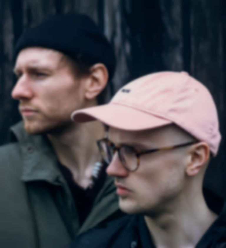 "Novo Amor & Ed Tullett air ""Cavalry"", the first single from collaborative record Heiress"