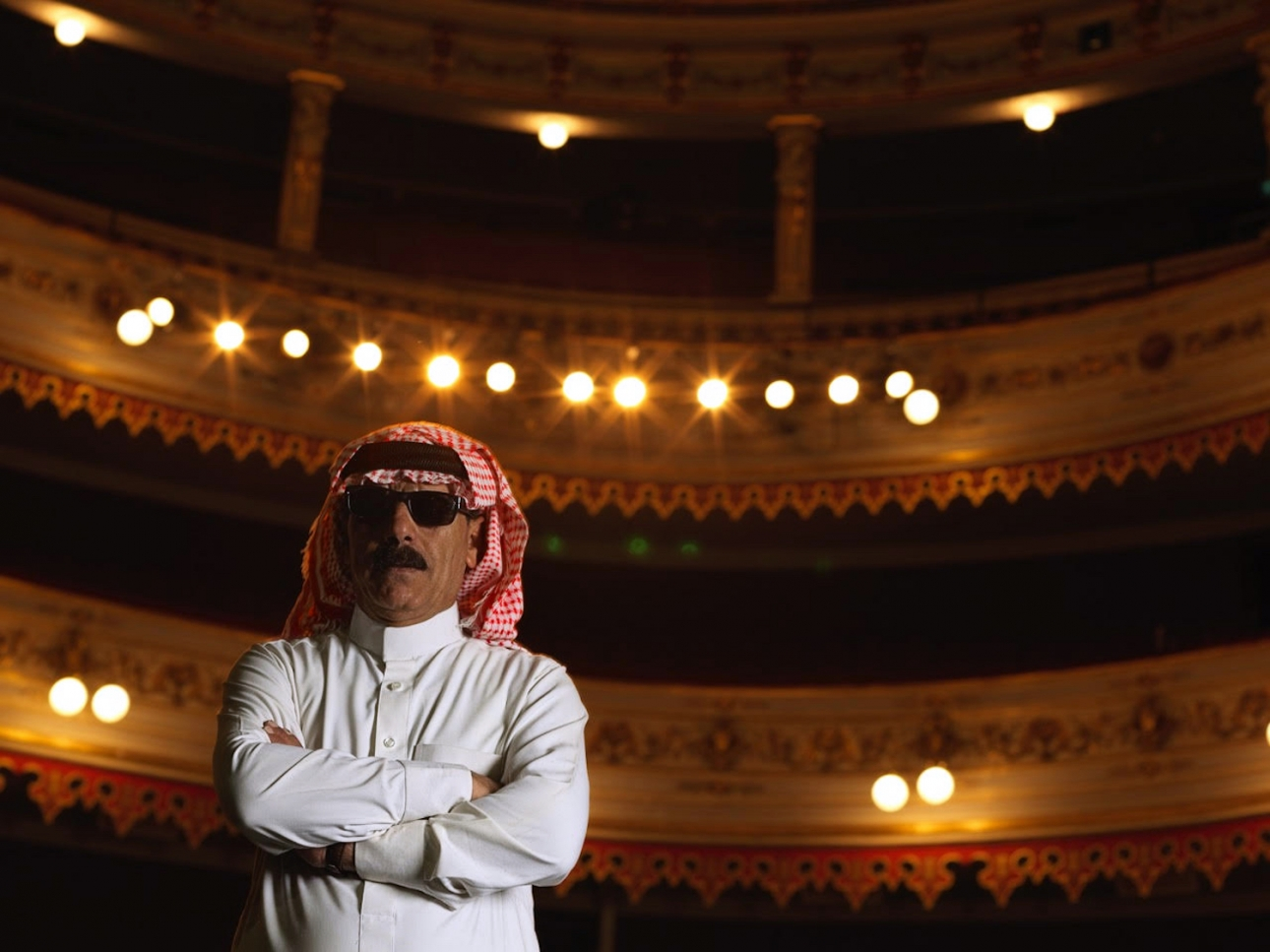"Omar Souleyman announces new LP with lead offering ""Layle"""