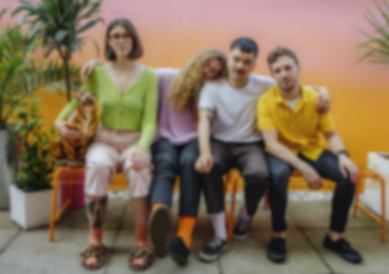 "Orchards announce debut album with opening track ""Sincerely Overwhelmed"""