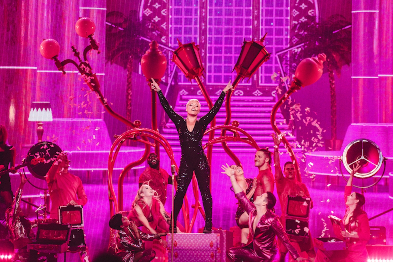P!NK announces first UK tour in five years