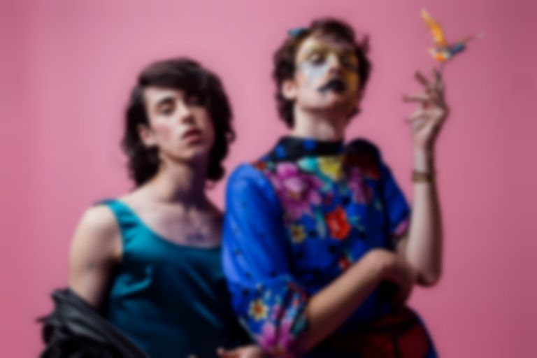 Apparently Ben Hopkins of PWR BTTM is trying to release a new single in November