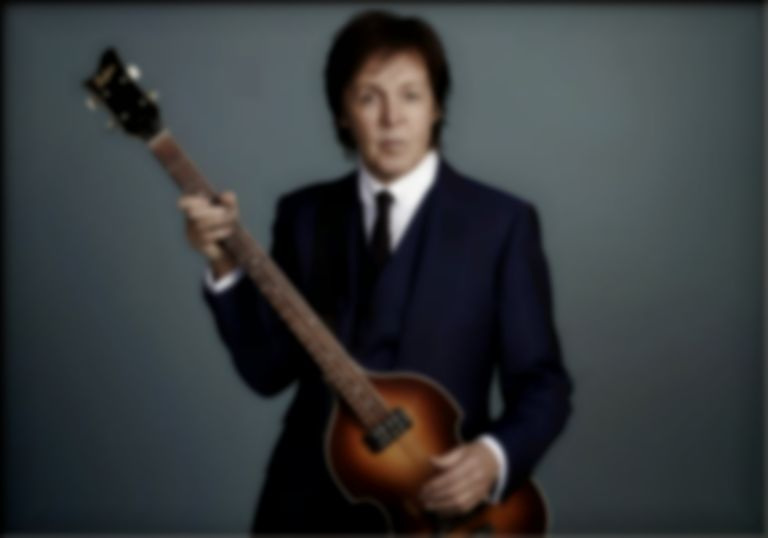 "Paul McCartney shares ""raunchy love song"" ""Fuh You"""