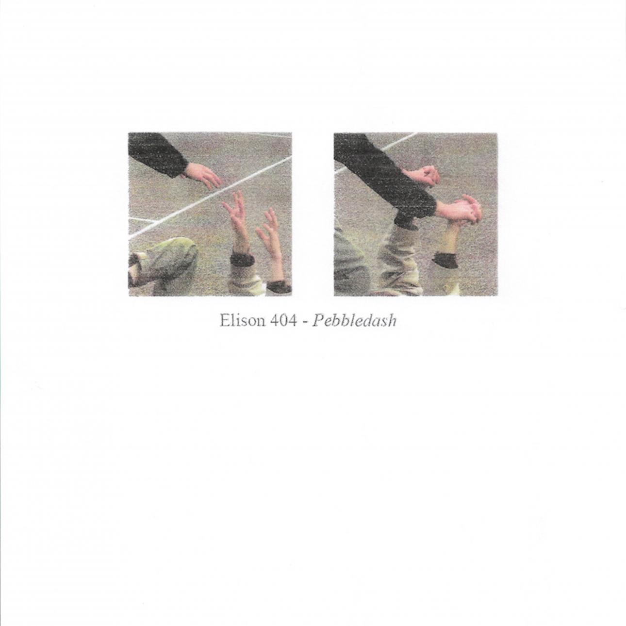 Elison 404 - Pebbledash   Album Review