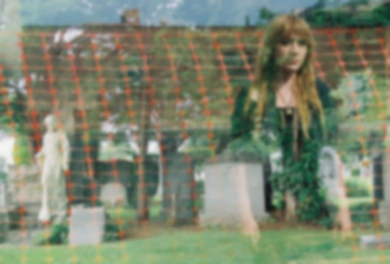 "Pharmakon unveils jagged new track ""Spit It Out"""