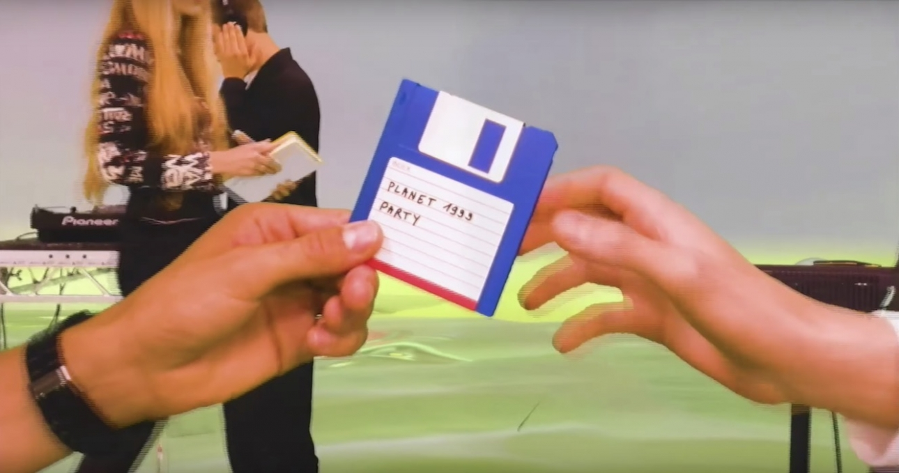 """Planet 1999 continue their PC Music ascent with the 90s retro-pop of """"Party"""""""