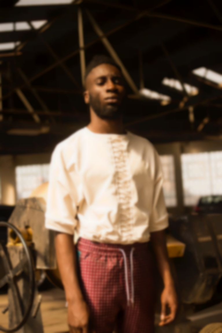 "Multi-disciplinary creative Kojey Radical reveals his darker side on ""If Only"""