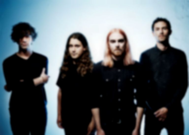 Pulled Apart By Horses announce new album The Haze