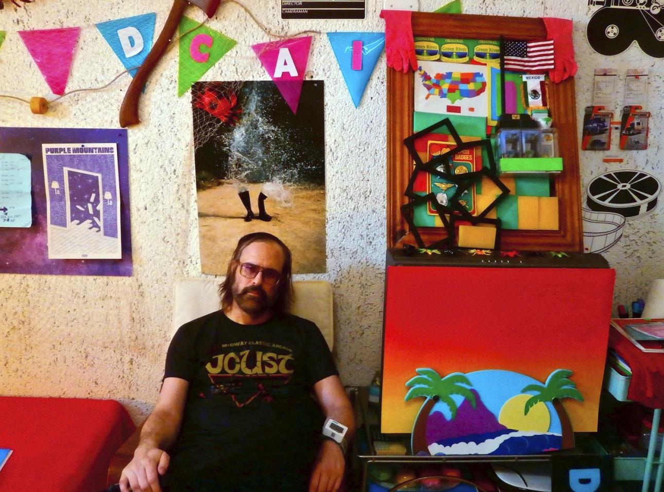 Drag City publish David Berman eulogy