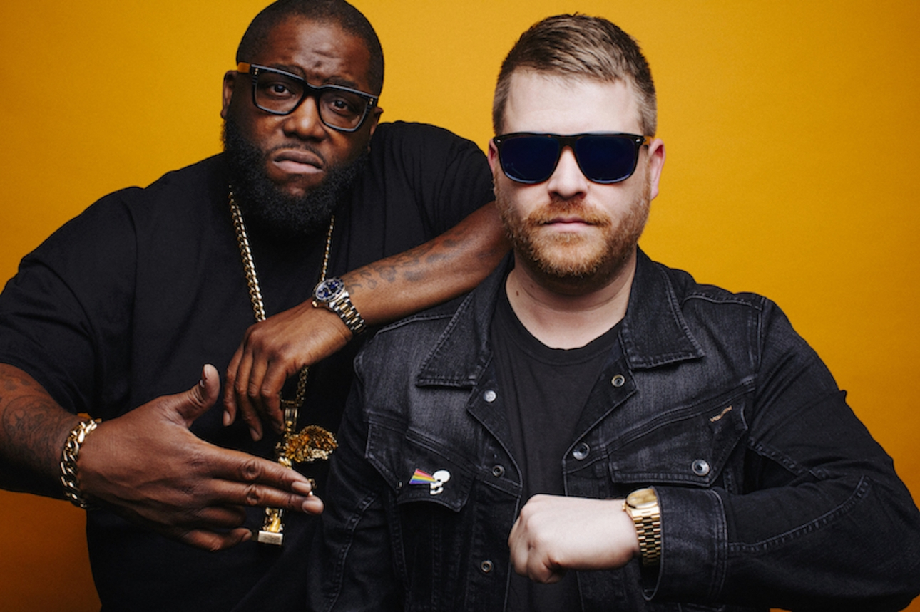 Run The Jewels announce London exhibition with new beer