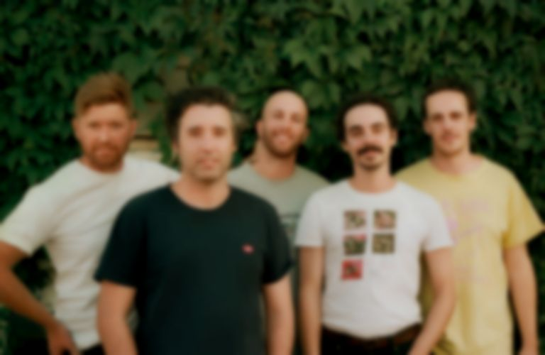 "Rolling Blackouts Coastal Fever announce second LP with lead cut ""She's There"""