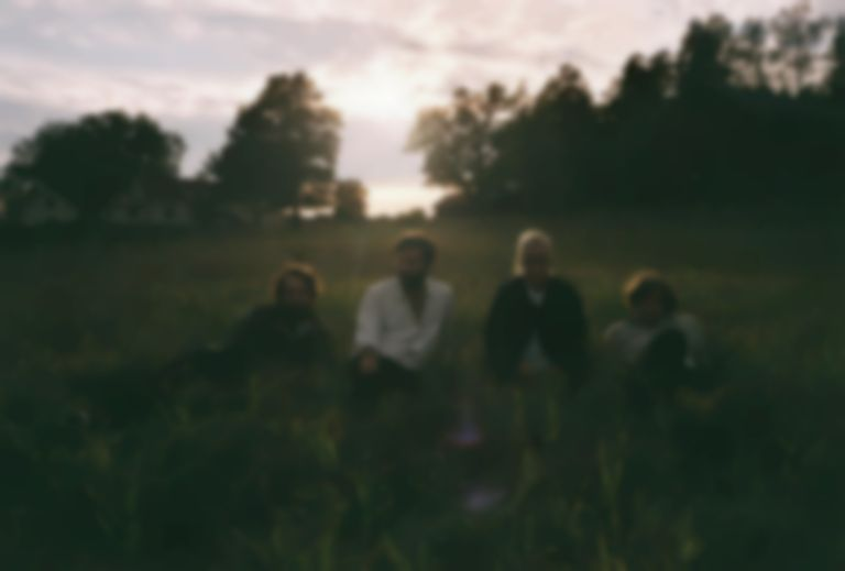 "After four years away, Shout Out Louds return with the triumphantly sunny ""Oh Oh"""