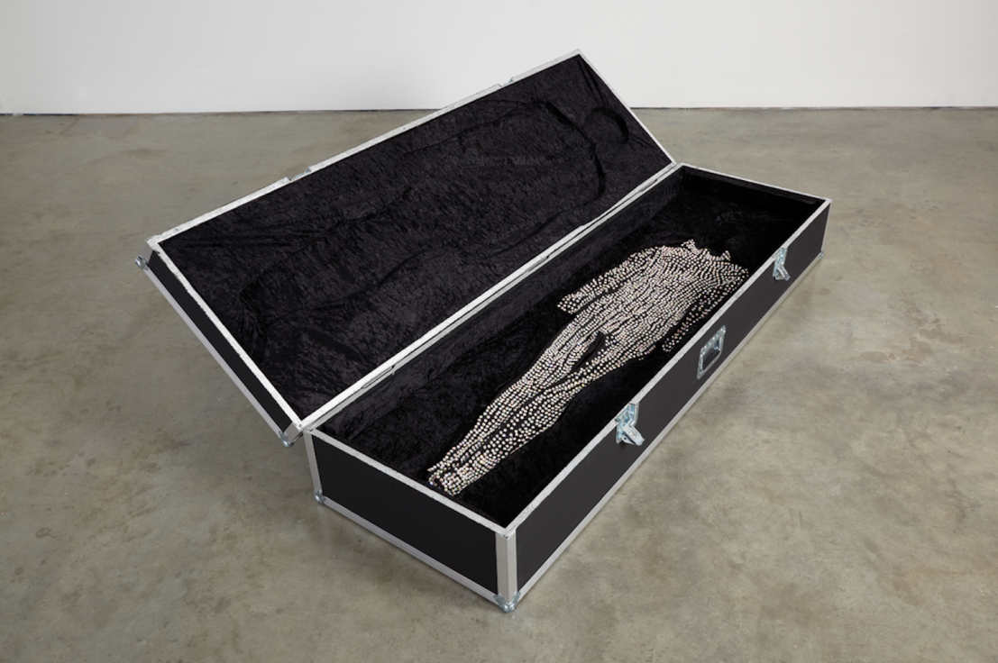 Iain Woods,  Flight Case, 2017