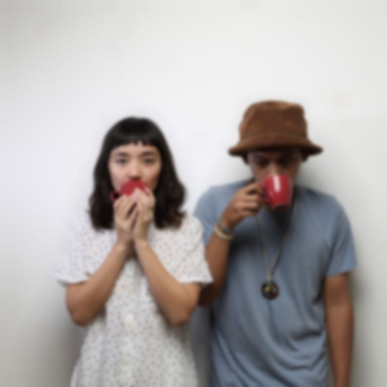"Indonesia's Stars and Rabbit channel the spirit of Joanna Newsom on ""Man Upon The Hill"""