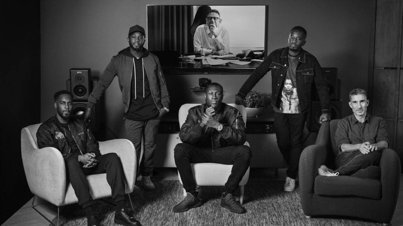 Stormzy подписывает контракт с новым лейблом 0207 Def Jam
