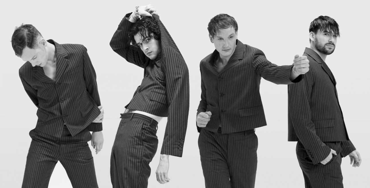 "The 1975 let loose on heavy new single ""People"""