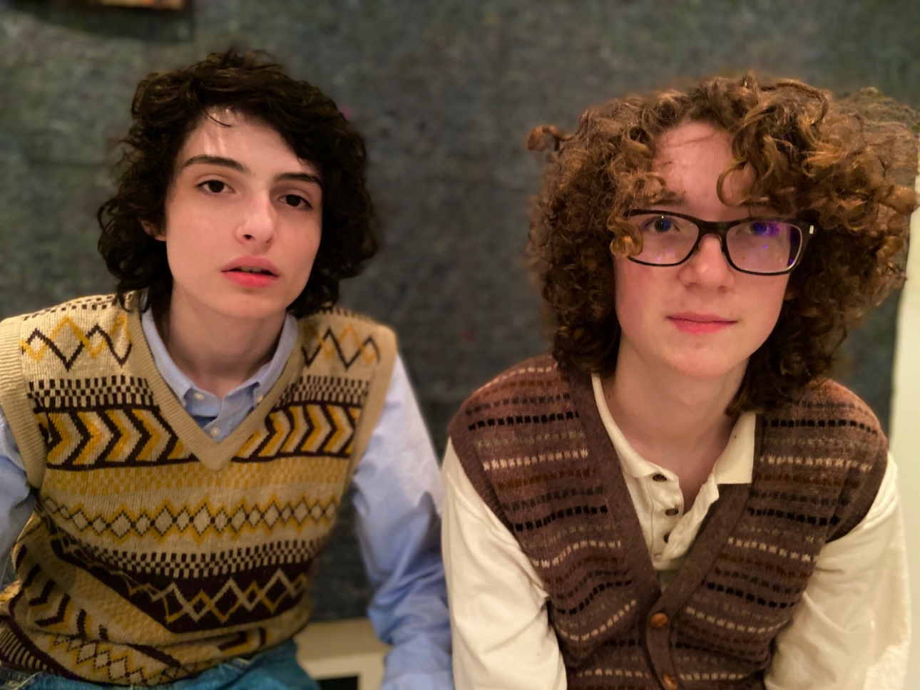 """Finn Wolfhard shares debut track from new band The Aubreys """"Getting Better (Otherwise)"""""""