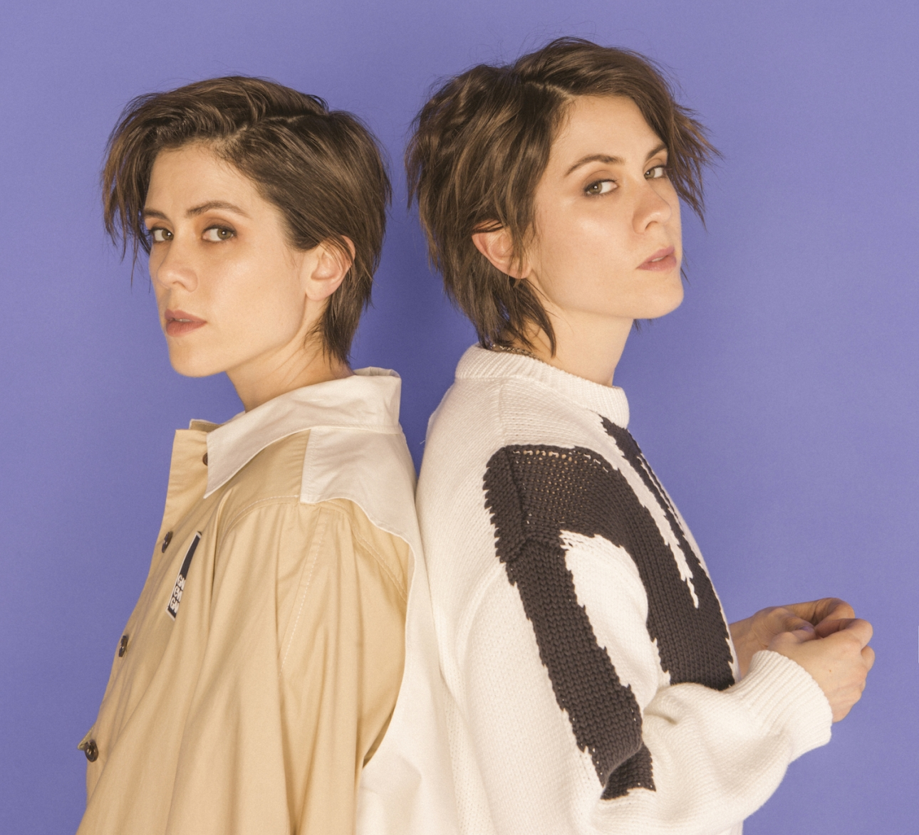 """Tegan and Sara share confessional track """"Don't Believe The Things They Tell You (They Lie)"""""""
