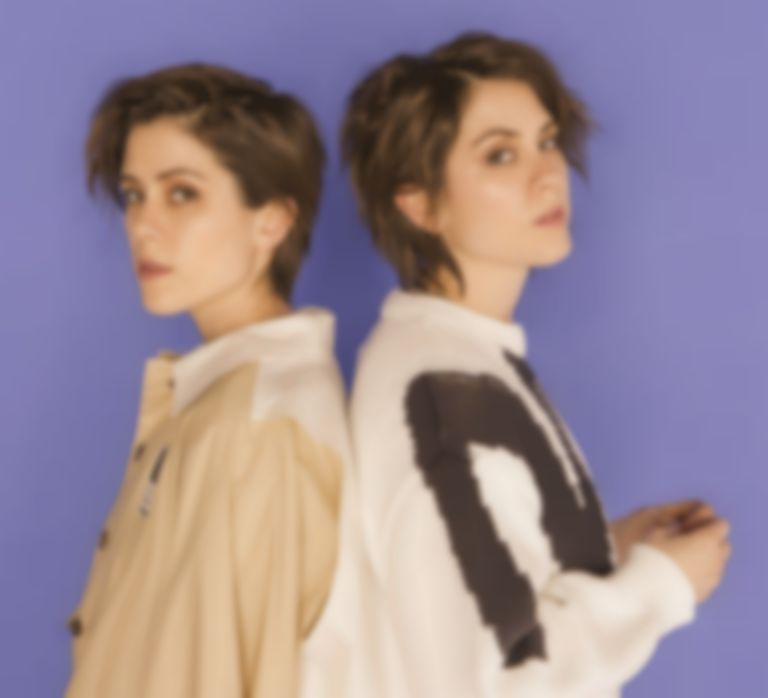 "Tegan and Sara share confessional track ""Don't Believe The Things They Tell You (They Lie)"""