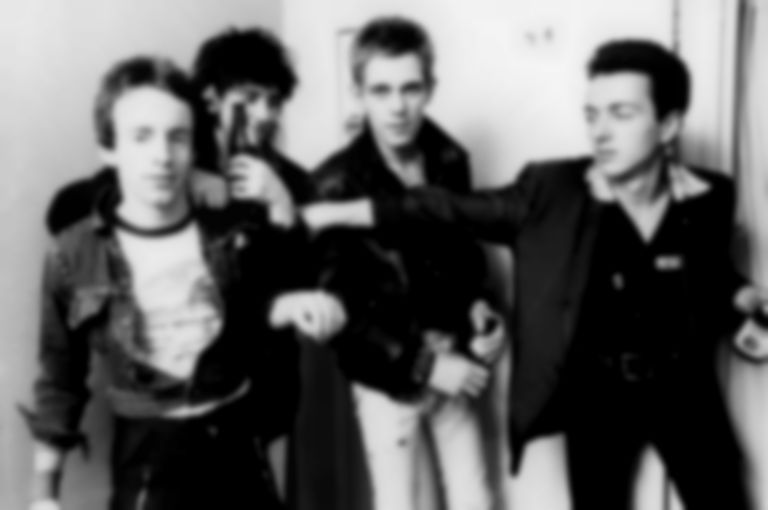 Watch unseen footage of The Clash performing at the Roxy on New Years Day 1977