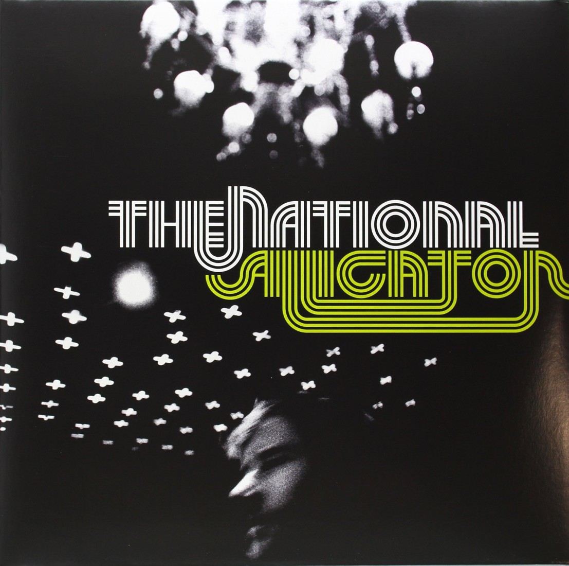The National – Alligator Cover Art
