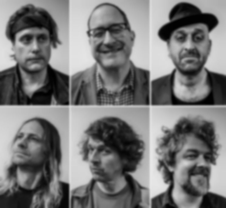 "The Hold Steady announce new album with lead single ""Denver Haircut"""