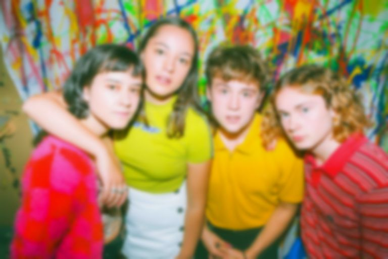 "The Orielles share vibrant new track ""Bobbi's Second World"""