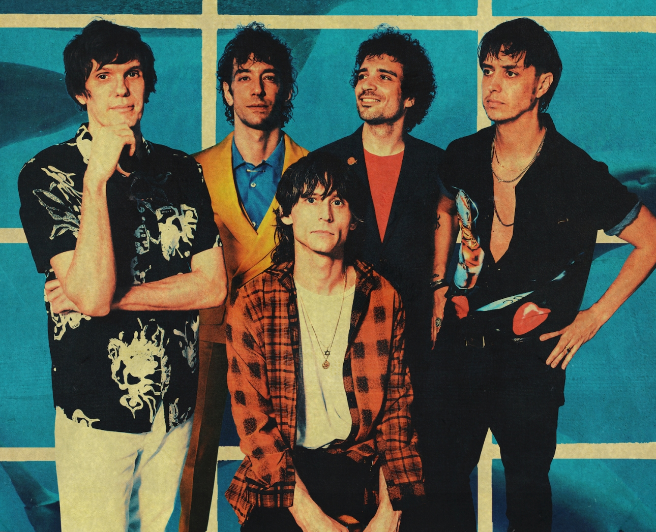 """The Strokes are releasing new single """"Bad Decisions"""" later today"""
