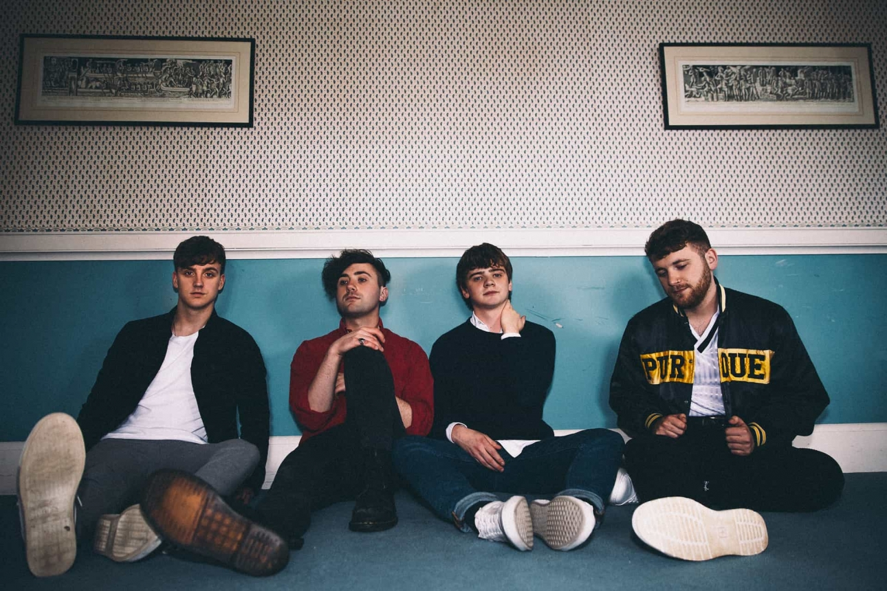 """The Academic return with another hunk of miasmic indie-pop on """"Aftertaste"""""""