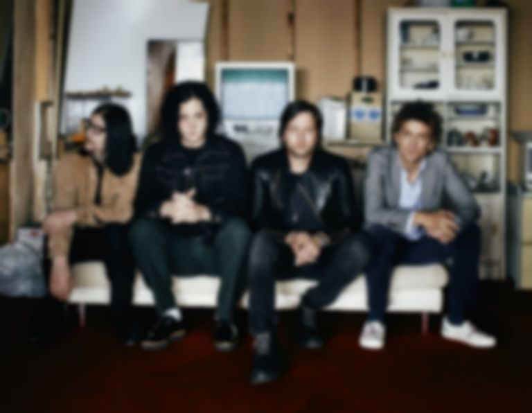 "The Raconteurs drop new single ""Help Me Stranger"""