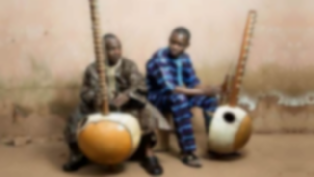 Toumani and Sidiki Diabaté - The Barbican, London, 30/05/14
