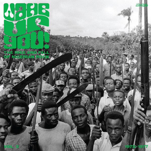 Wake Up You! The Rise and Fall of Nigerian Rock by Various Artists