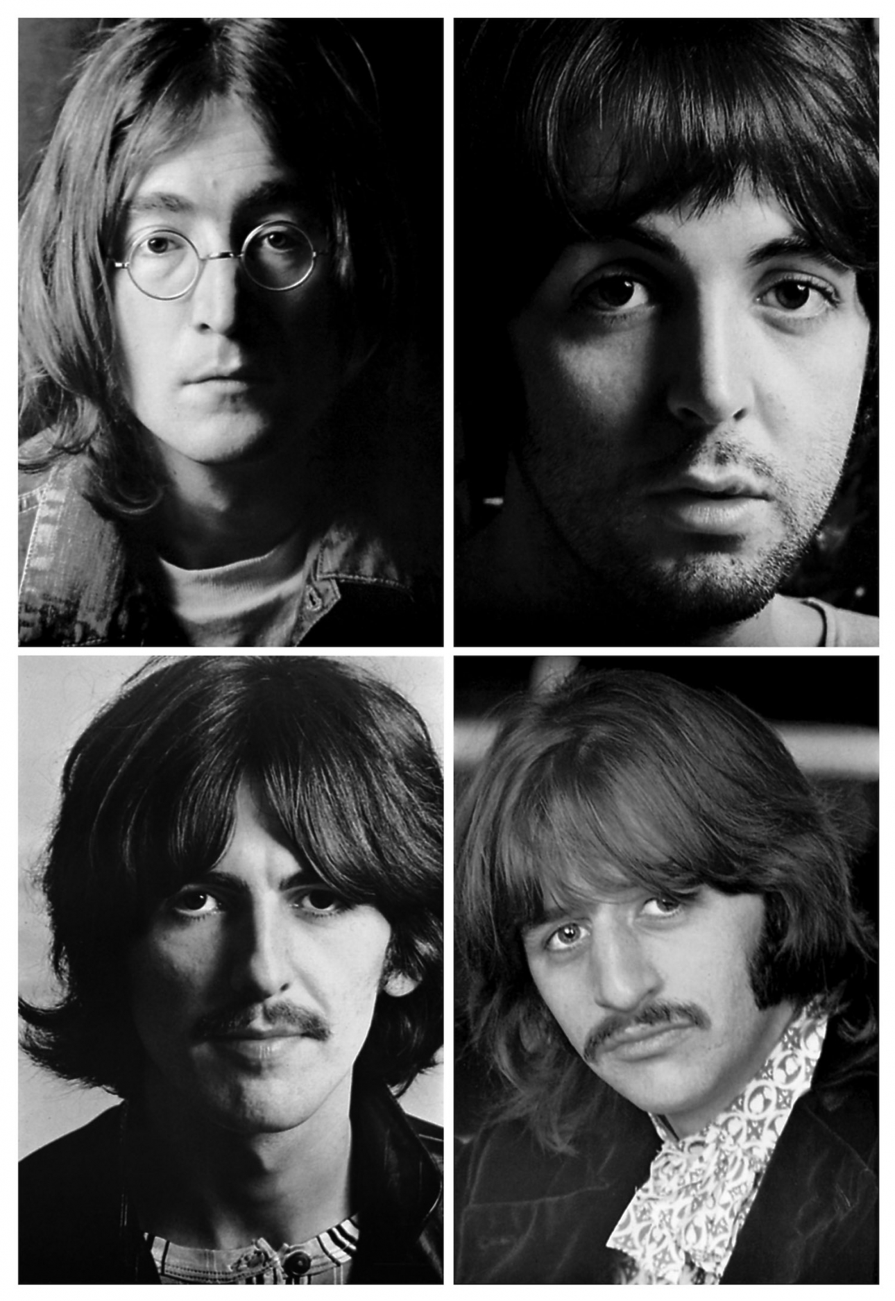 the beatles announce 50th anniversary edition of the white album. Black Bedroom Furniture Sets. Home Design Ideas
