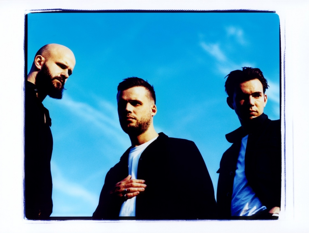 "White Lies return with new offering ""Hurt My Heart"""