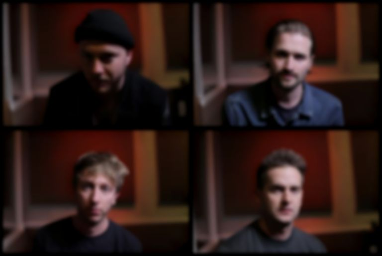 Wild Beasts announce new album Last Night All My Dreams Came True