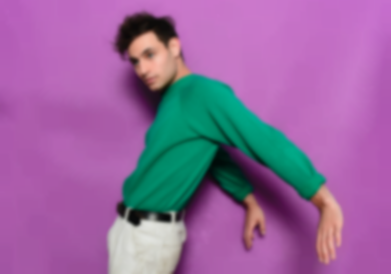 "Yoke Lore shares intense charm on folk-inspired electronic pop of ""Only You"""