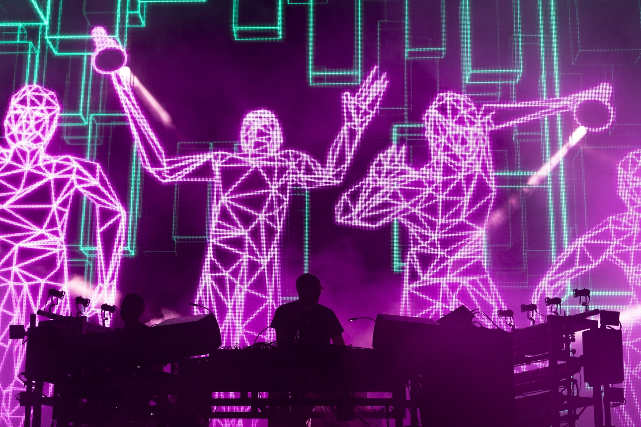 The Chemical Brothers spearhead a cauldron of bubbling electronica on All Points East's first night