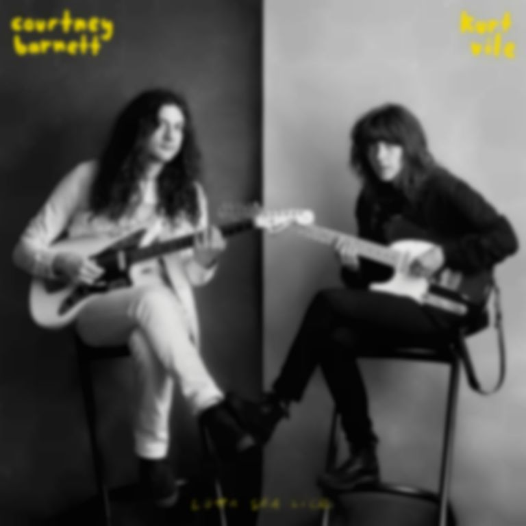 <em>Lotta Sea Lice</em> by Courtney Barnett & Kurt Vile