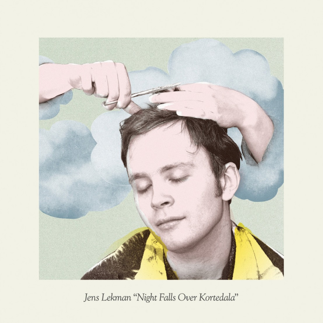Jens Lekman - Night Falls Over Kortedala cover art