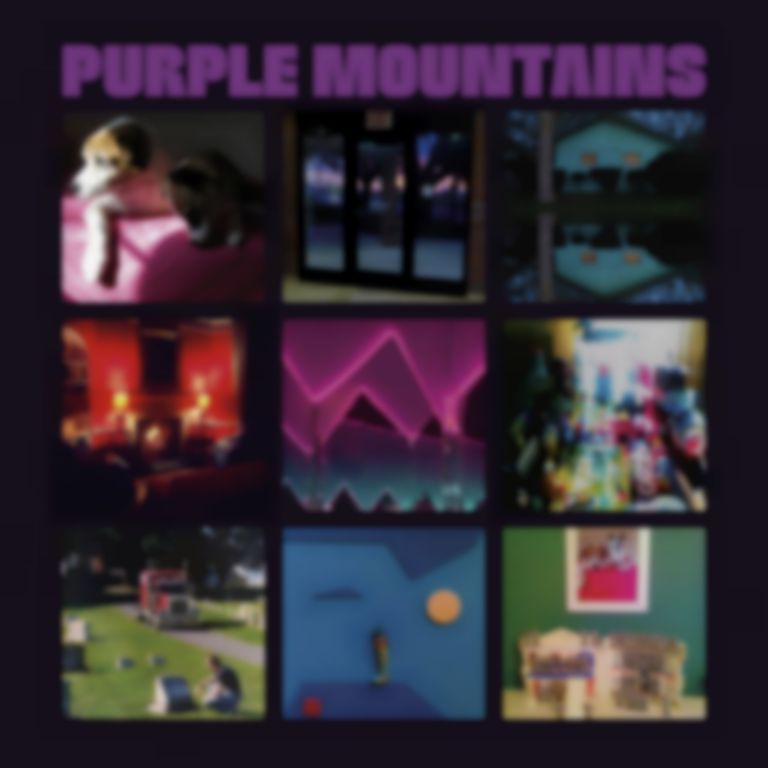 <em>Purple Mountains</em> by Purple Mountains