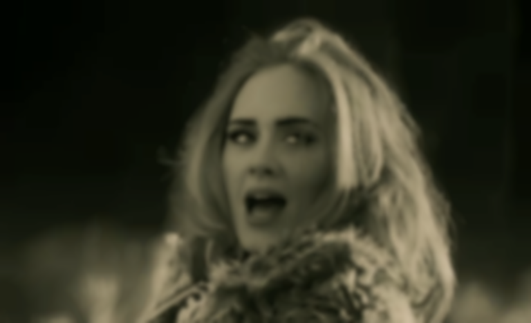 "Adele unveils her heartbreaking new single ""Hello"""