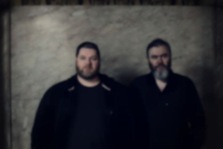 RM Hubbert and Aidan Moffat announce collaborative record Here Lies The Body