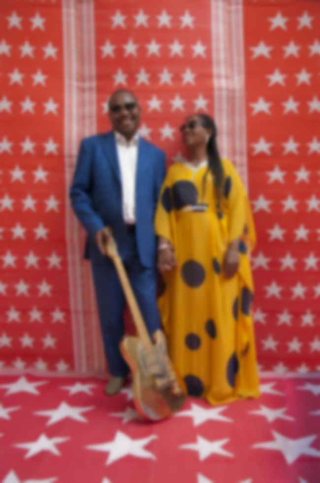 "Amadou & Mariam detail ninth LP La Confusion and share new single ""Filaou Bessame"""