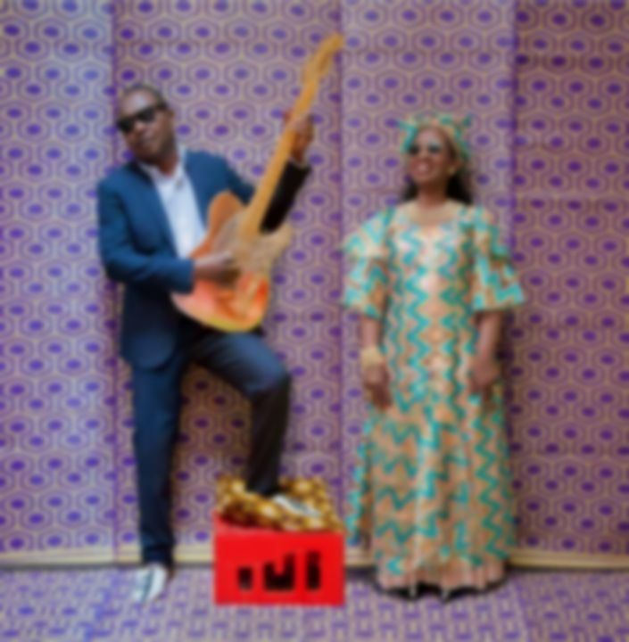 "Amadou and Mariam are back with ""Bofou Safou"", their first new music since 2012"