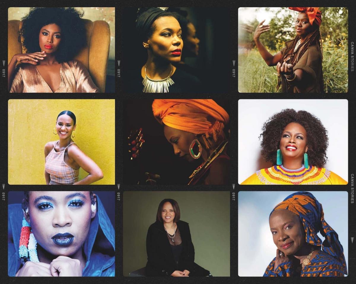 "Fatoumata Diawara's ""Ambè"" underlines harmony and togetherness in the era of Covid"