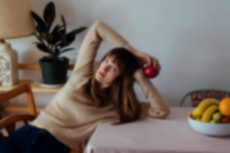 "Au Revoir Simone's Annie Hart announces debut solo record and shares lead single ""Hard To Be Still"""