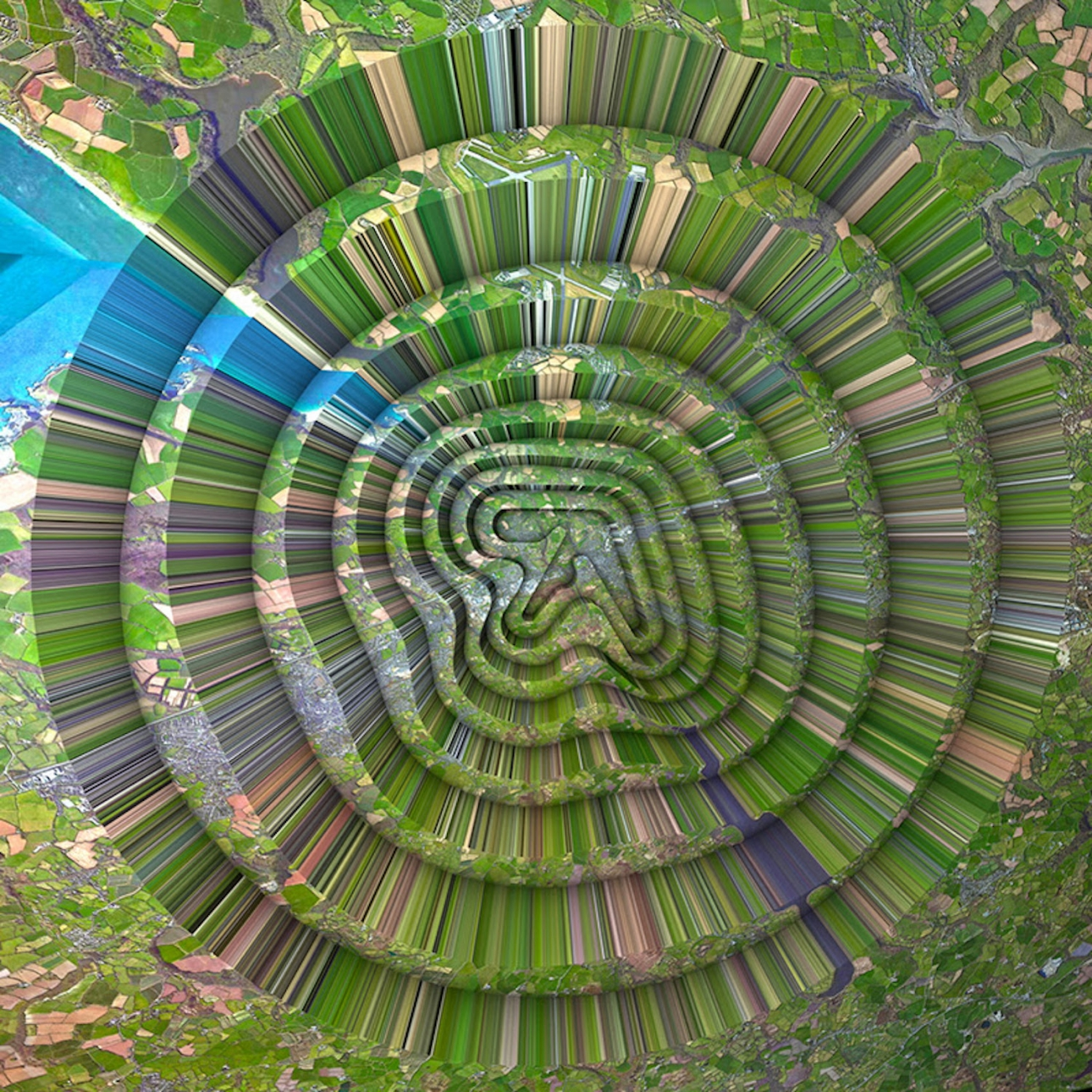 "Aphex Twin Debuts New Single ""T69 Collapse"""